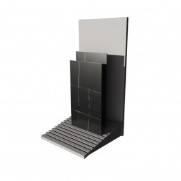 Экспозитор для керамической плитки Prada 2 12 пазов