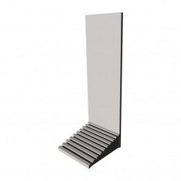 Экспозитор для керамической плитки Prada 3 12 пазов